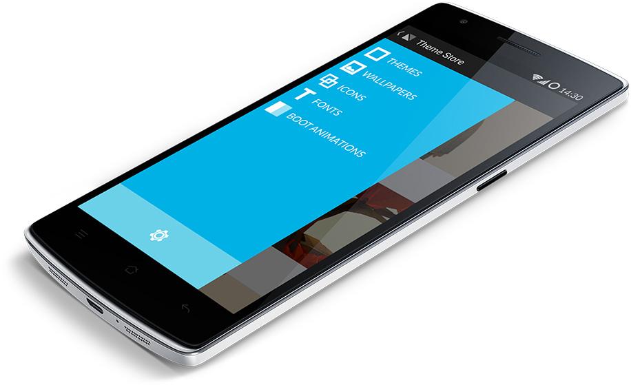 CyanogenMod auf dem OnePlus One