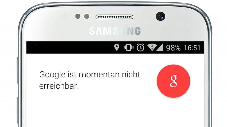 Google Now im Offline-Modus (C) AndroidPit