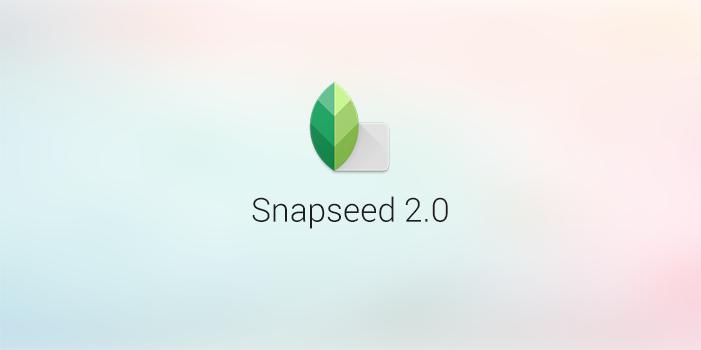 Snapseed (C) Google