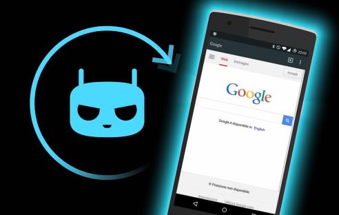 CyanogenMods neuer Gello Browser