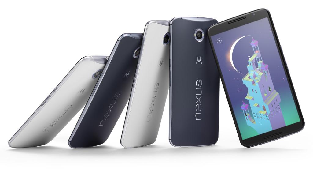 Nexus 6 (C) Google
