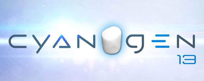 CyanogenOS 13