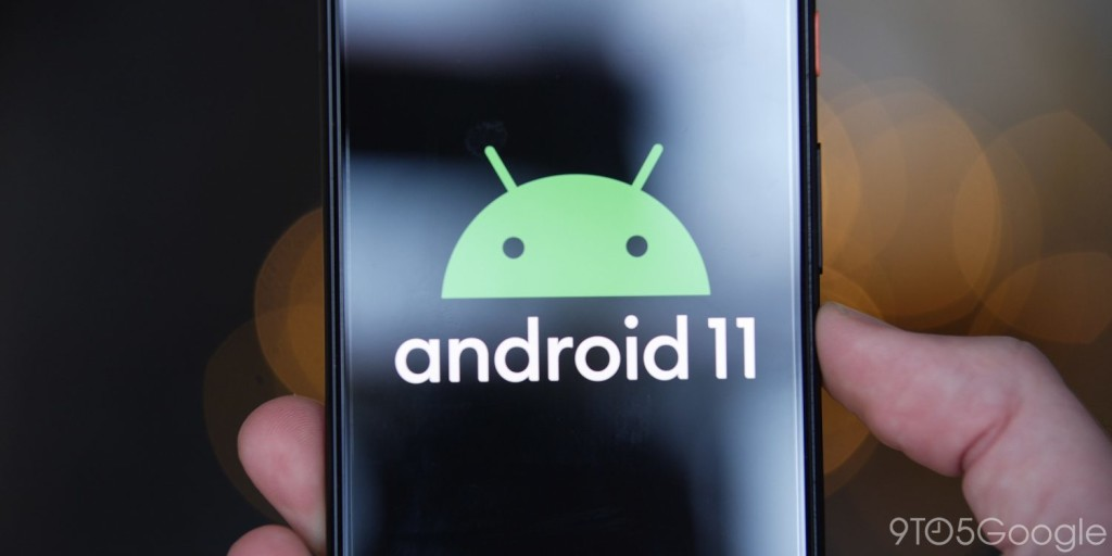 Android-11-logo